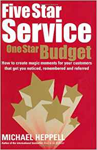 Five Star Service, One Star Budget
