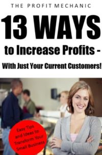 13 Ways to Incease Profits