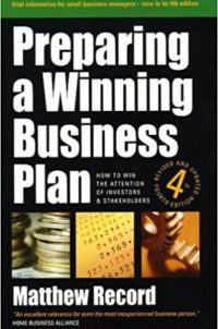 Preparing a Winning Business Plan